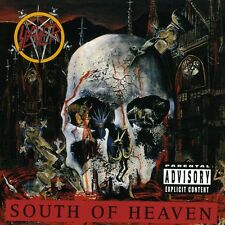 South Of Heaven - Slayer  Explicit Version (CD Used Very Good) Explicit Version