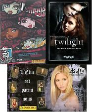 Photocards : Buffy - Twilight - Monster High 2 - Panini - Topps