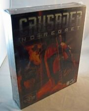 "ORIGIN ""Crusader: No Regret"" PC Game - NEW! SEALED! BIG BOX! 1996; CD-Rom MS-DOS"