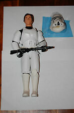 "Han Solo Stormtrooper 12"" Star Wars Customize Side Show"