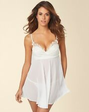 In Bloom by Jonquil Camilla Cupped Babydoll Bridal - Size M