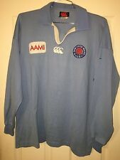 New South Wales Rugby Jersey (NSW) Blues Holden Rugby Canterbury XL