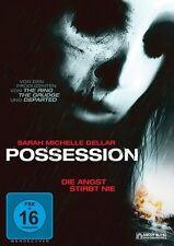 Possession - Die Angst stirbt nie mit Sarah Michelle Gellar, Tuva Novotny DVD