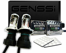 BI-XENON HI/LOW DUAL BEAM HID Kit H4 HB2 9003 in 6000K Super Cool White