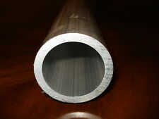 ALUMINIUM ROUND TUBE - 45mm OD  x 300mm LONG  7.5mm WALL