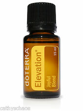 doTERRA Elevation 15mL bottle essential oil Joyful Blend of melissa sandalwood