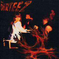 "THE DIRTEEZ The Dirteez 7"" . rock and roll from the crypt the cramps garage punk"