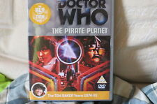 Doctor Who - The Pirate Planet (Special Edition) MINT CONDITION Tom Baker Dr Who