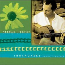 Innamorarae-Summer Flamenco - Ottmar Liebert (1999, CD NEUF)