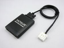 USB SD AUX adaptador mp3 cambiador CD Interface originale radio Mazda 2 3 5 6 Bose