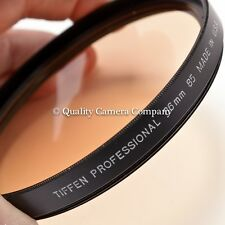 Tiffen Professional 86mm #85 Color Conversion Filter - CONVERTS 5500K - 3400K EX