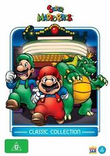 Super Mario Bros CLASSIC COLLECTION (DVD, 2012, 2-Disc Set)