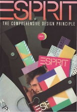 Esprit: The Comprehensive Design Principle Japanese Book
