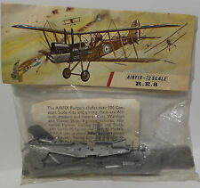 AVIATION : 1/72 SCALE R.E.8 AIRFIX BAGGED MODEL KIT MADE IN ENGLAND (BY)