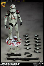 Sideshow Exclusive Clone Commander Neyo 12 Inch 1/6 Figure Militaries Star Wars