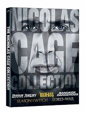 Drive Angry, Kick-Ass, Bangkok Dangerous, Season of the Witch, Lord of War - DVD
