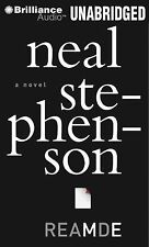 Neal Stephenson - Reamde Unabr (2011) - Used - Compact Disc