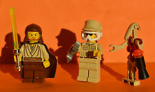 LEGO Star Wars 3 minifigurines