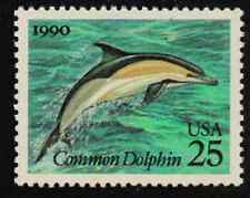 Scott #2511...25 Cent...Dolphin...25 Stamps