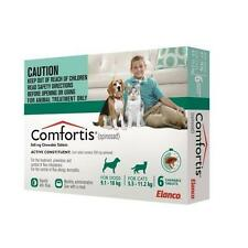 Comfortis Green for Dogs & Cats