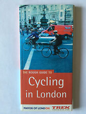 THE ROUTH GUIDE CYCLING IN LONDON TREK 2003 ILLUSTRE EN ANGLAIS VELO LONDRES