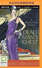 Dead Man's Chest by Kerry Greenwood (2014, MP3 CD, Unabridged)