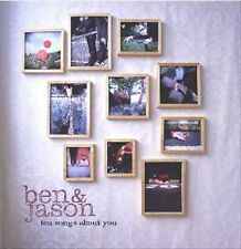 Ten Songs About You by Ben & Jason (CD, Oct-2001, Universal Distribution)