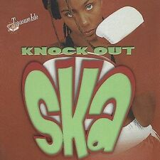 Various Artists Knock Out Ska: Treasure Isle Ska CD