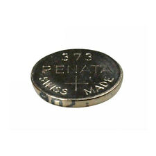#373 (SR916SW) Renata Mercury Free Watch Batteries - Strip of 10