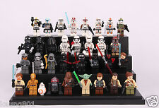 Hot 32 Pcs Set Star wars Rylo Ren storm tropper yoda Darth Vader FIT Lego