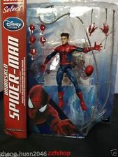 Marvel Select The Amazing Spider-Man 2 Unmasked Exclusive Action Figure