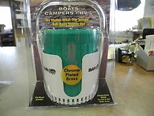 BAR BUOY. No tip drink holder #701501. For marine, RV or other. White. Free ship