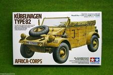 Tamiya GERMAN KUBELWAGEN TYPE 82 africa corps1/35 Scale Kit 35238