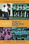 South African Music (Focus on World Music)-ExLibrary