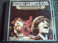Creedence Clearwater Revial-Chronicle CD-Made in German