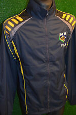 AUSTRALIA ACB FILA CRICKET TRAINING JACKET (XXL) WINDBREAKER JACKE RAINCOAT RARE