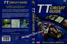 TT CIRCUIT GUIDE. NEW DVD.