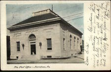 Norristown PA The Post Office c1905 Postcard