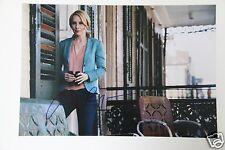 Amy Ryan 20x30cm Escape Plan Foto  + Autogramm / Autograph signed in Person