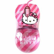 HELLO KITTY Liquid Mouse with Floating Charm and Dazzling Lights