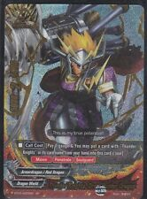FUTURE CARD BUDDYFIGHT THUNDER KNIGHT DRUM BUNKER DRAGON/BT03-S002EN/SP