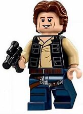 Han Solo Minifigure Star Wars Fits Lego