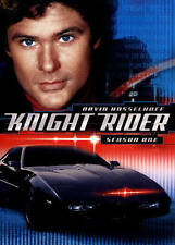 Knight Rider ~Season 1 (DVD, 2014, 6-Disc Set) SHIPS FOR FREE