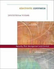 Electronic Commerce:  Security Risk Management and Control Greenstein, Marilyn,