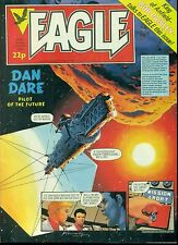 EAGLE weekly British comic book May 21 1983 VG+