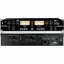 ART Pro MPA II para montaje en rack preamplificador de micrófono
