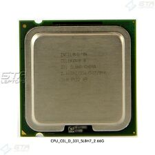 Intel Celeron D 331 2.66GHz SL8H7 Socket LGA775 CPU Working Pull
