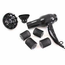 Hair Dryer Set Toni & Guy Ultimate Volume Diffuser Rollers Salon Styling Kit