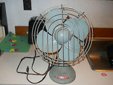 Antique Dominion Fan 1940's Made in Ohio Works Nice