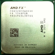 CPU AMD FX-8320 Black Edition 3.5 GHz Core (FD8320FRW8KHK) OEM/TRAY Processor